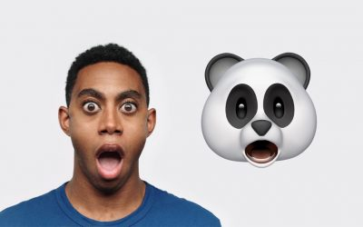 Apple Announces Animated Emoji for iPhone X