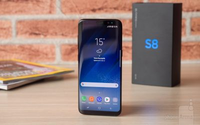 Samsung Galaxy S8 Unboxing and First Impressions